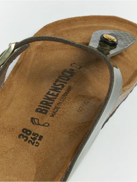Birkenstock Sandaalit Gizeh BF khakiruskea