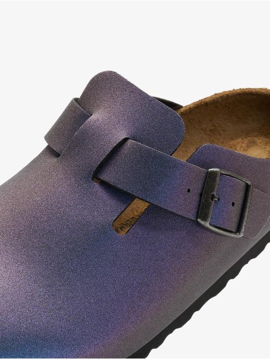 Birkenstock Sandaalit Boston BF purpuranpunainen