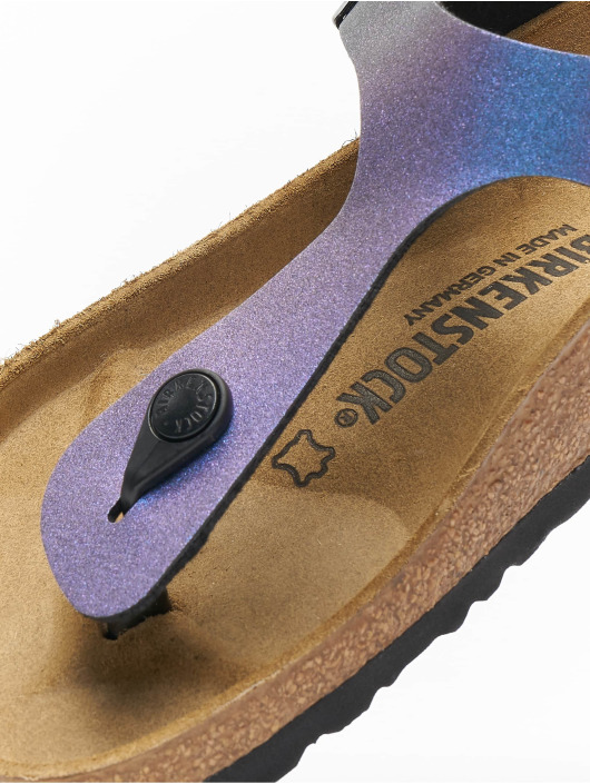 Birkenstock Sandaalit Gizeh BF purpuranpunainen