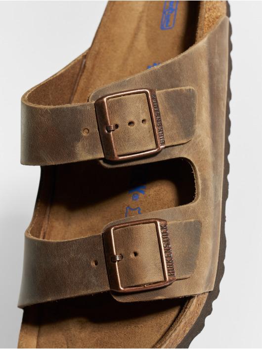 Birkenstock Sandaalit Arizona NU Oiled SFB ruskea