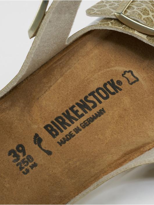 Birkenstock Sandalen Arizona BF goldfarben