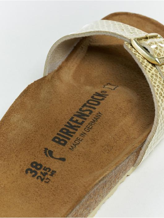 Birkenstock Sandalen Madrid BF goldfarben