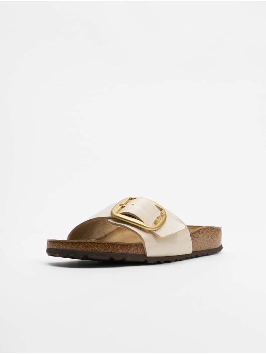 Birkenstock Sandals Madrid Big Buckle BF beige