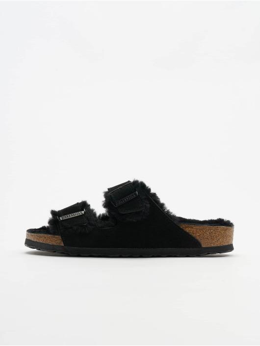 Birkenstock Sandals Arizona Fell VL black