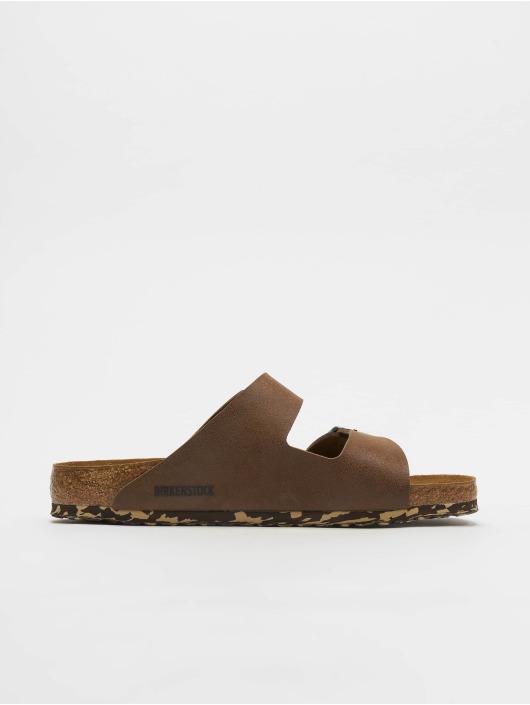 Birkenstock Sandals Arizona MF brown