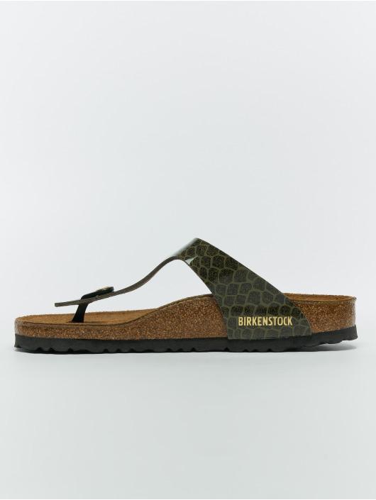 Birkenstock Sandals Gizeh BF khaki