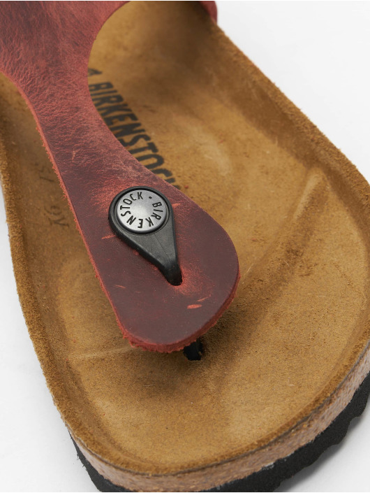 Birkenstock Sandals Gizeh red
