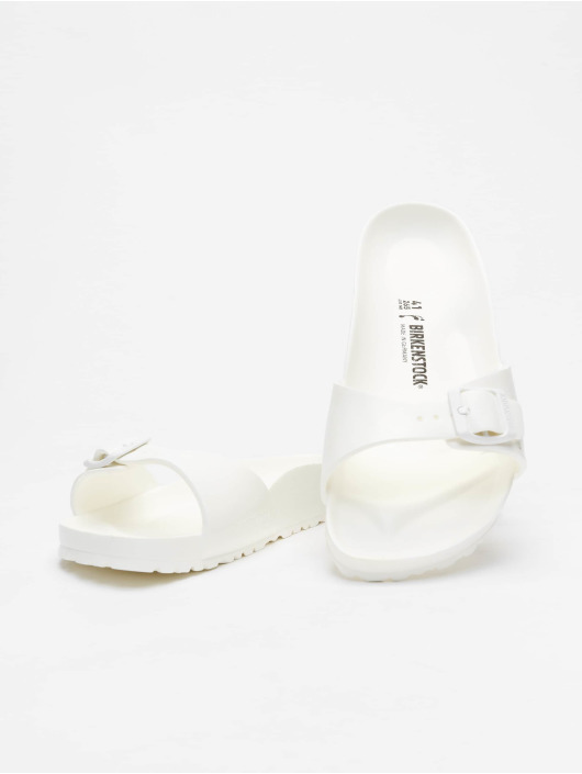 Birkenstock Sandals Madrid Eva white