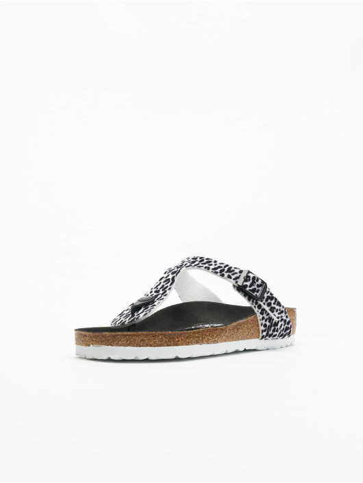 Birkenstock Sandals Gizeh TEX white
