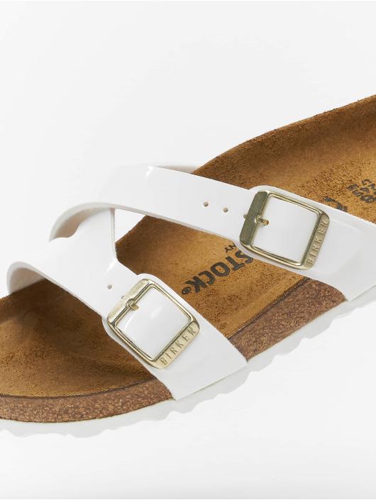 Birkenstock Sandals Yao Balance BF white