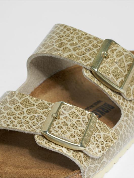 Birkenstock Slipper/Sandaal Arizona BF goud