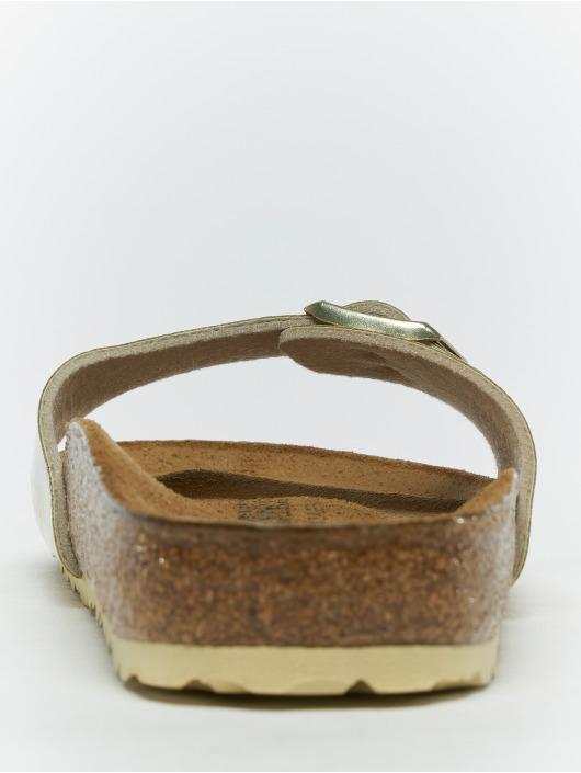 Birkenstock Slipper/Sandaal Madrid BF goud