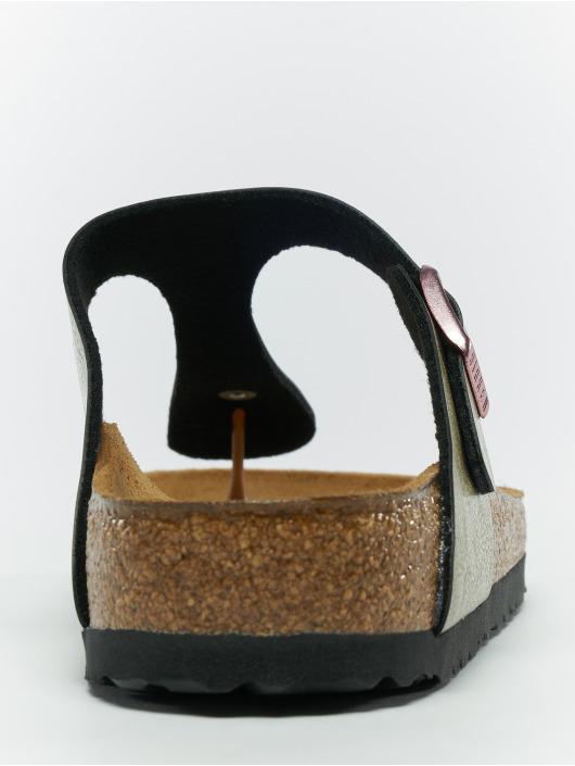 Birkenstock Slipper/Sandaal Gizeh BF rood