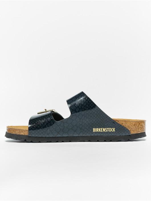 Birkenstock Slipper/Sandaal Arizona BF zwart