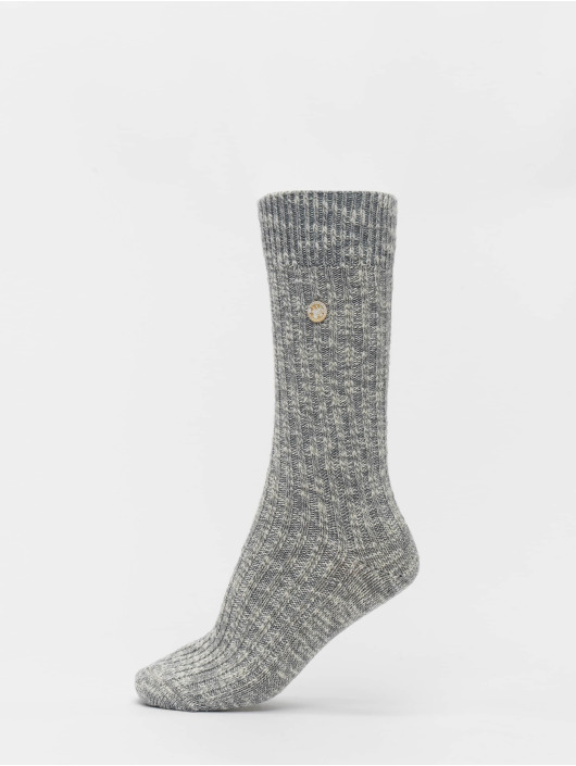 Birkenstock Socks X-Mas Slub M black