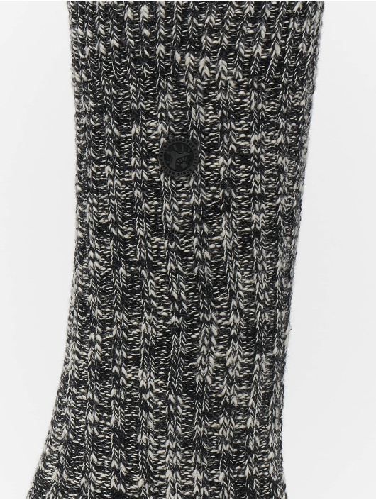 Birkenstock Sokken X-Mas Slub W zwart