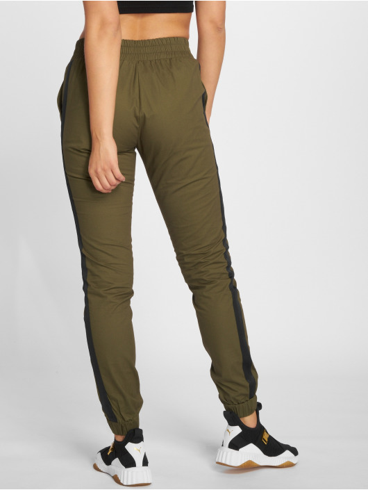 Bisous Project Jogginghose Stripon khaki