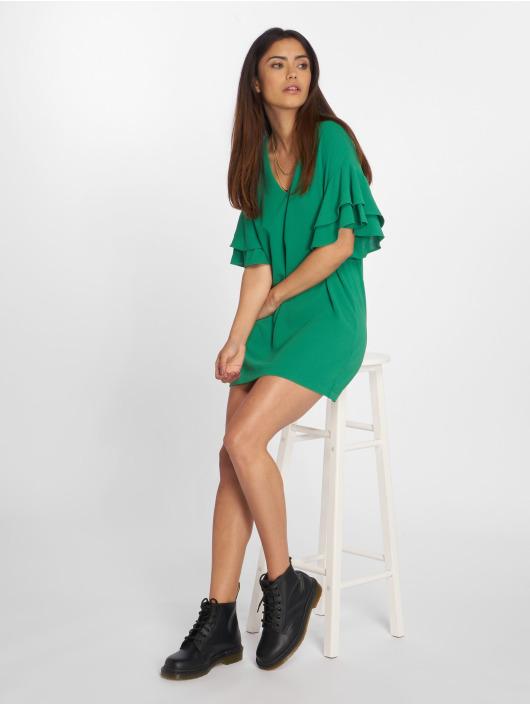 Bisous Project Kleid Amalie grün