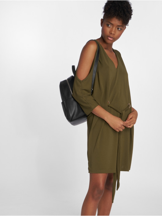 Bisous Project Kleid Amy khaki