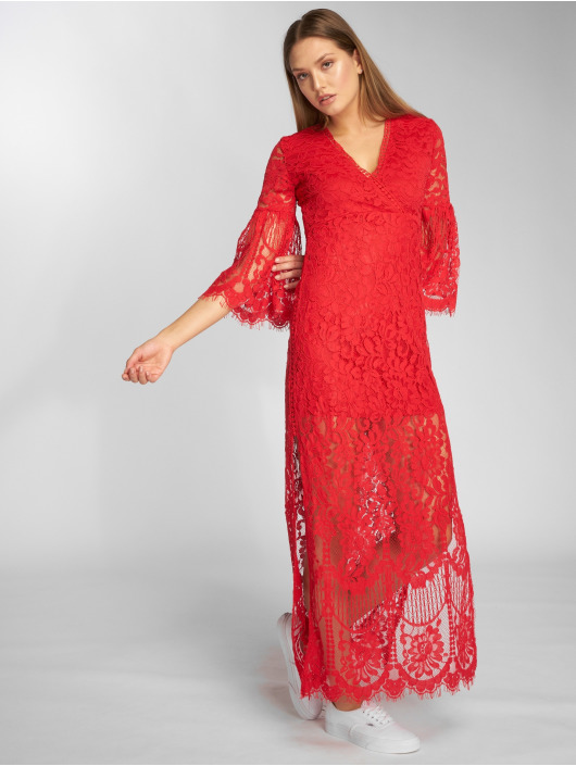 Bisous Project Kleid Sally rot