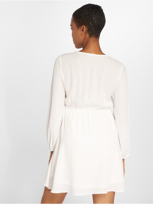 Bisous Project Kleid Stephanie weiß