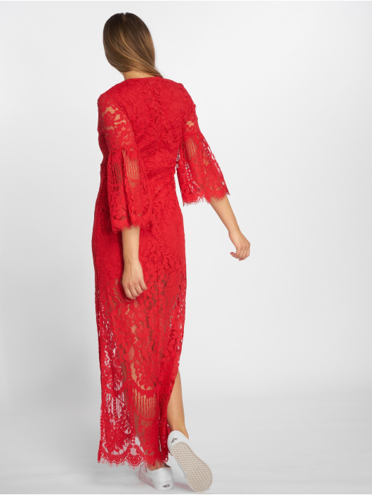 Bisous Project Robe Sally rouge