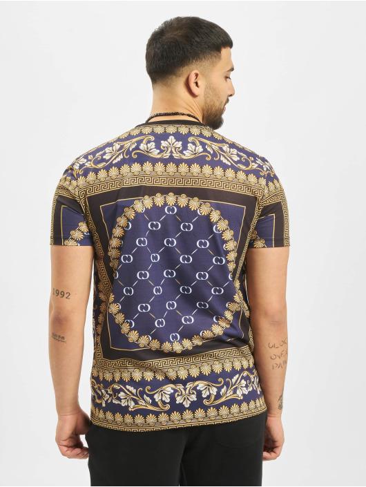Black Kaviar T-shirts Pedro mangefarvet