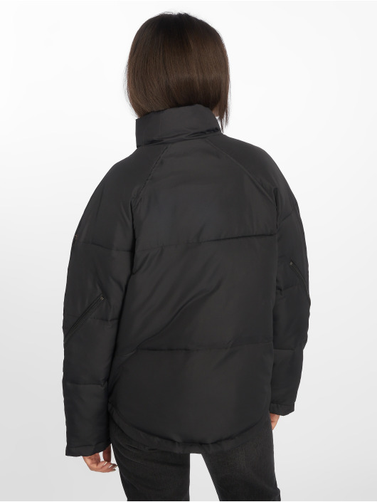 Blend She Puffer Jacket Estaba schwarz