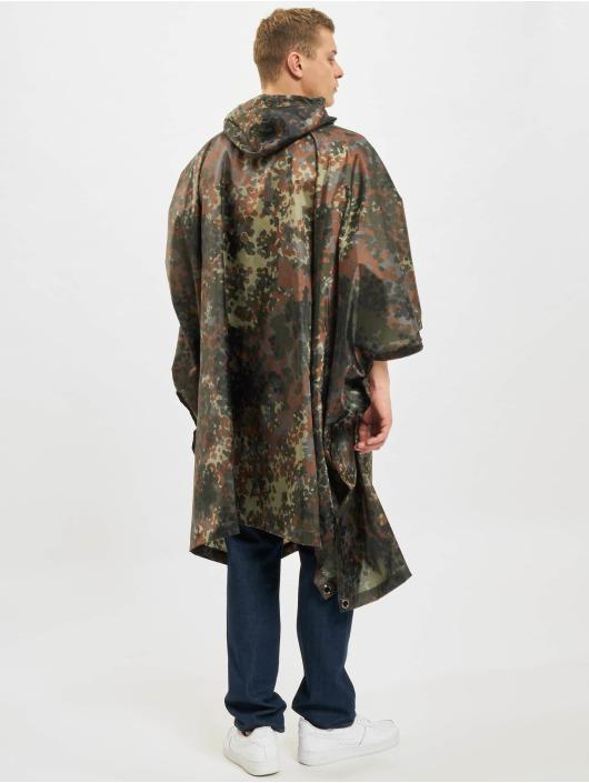 Brandit Демисезонная куртка Ripstop камуфляж