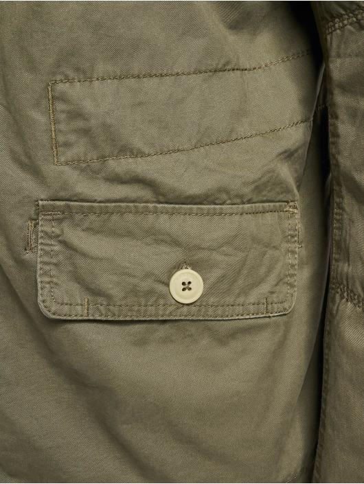 Brandit Демисезонная куртка Britannia оливковый