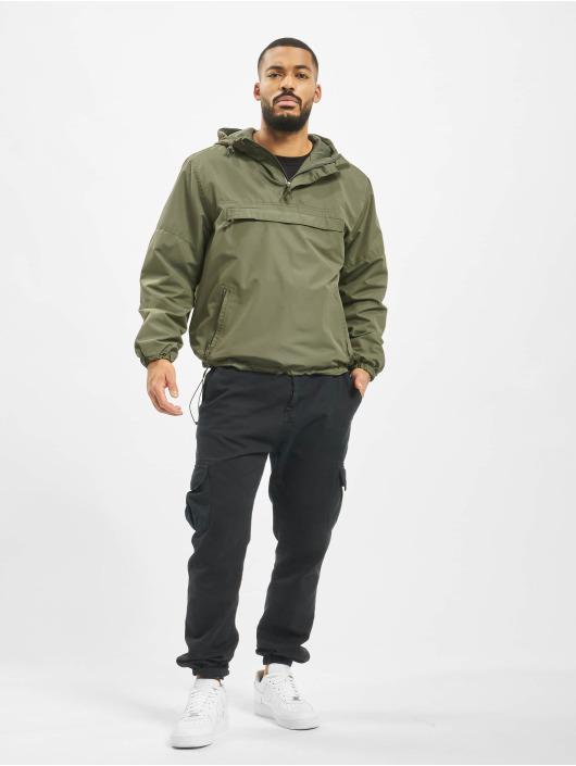 Brandit Демисезонная куртка Summer оливковый