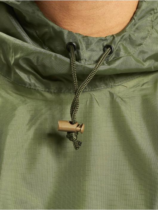 Brandit Демисезонная куртка Ripstop оливковый