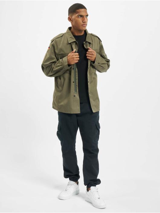 Brandit Демисезонная куртка BW Field оливковый