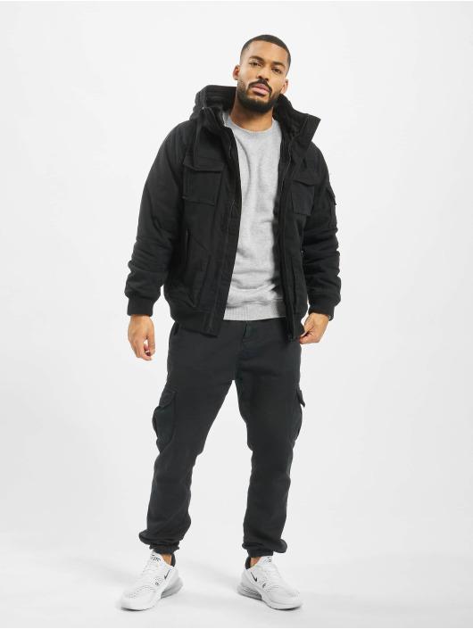 Brandit Демисезонная куртка Bronx черный