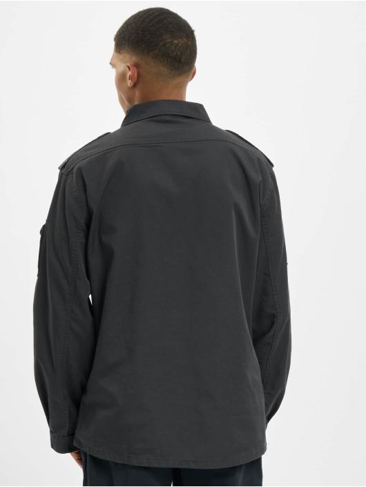 Brandit Демисезонная куртка BW Field черный