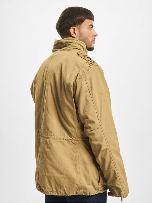 Brandit Зимняя куртка M65 Giant бежевый