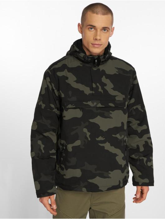 Brandit Зимняя куртка Men камуфляж