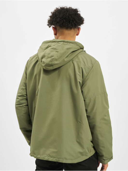Brandit Зимняя куртка Classico оливковый