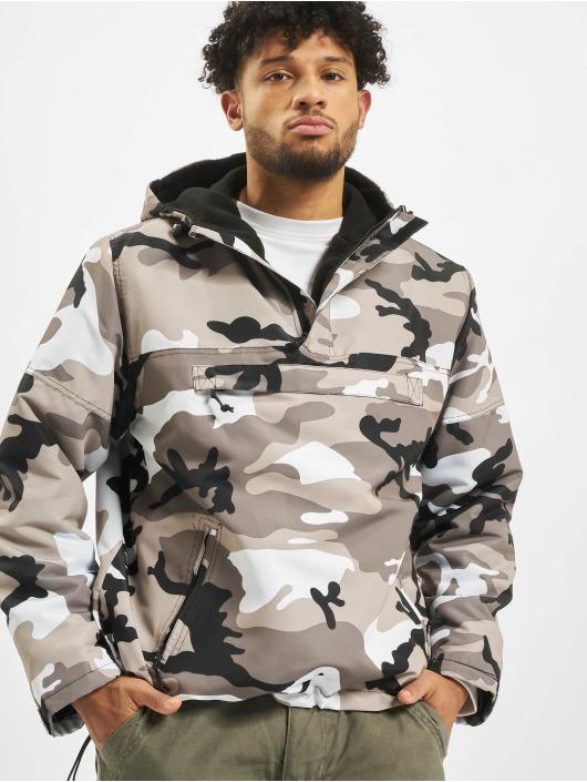 Brandit Зимняя куртка Classico серый