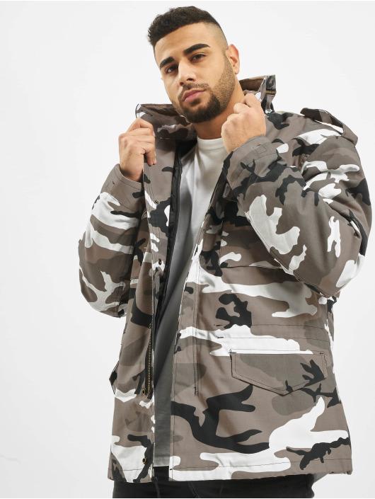 Brandit Зимняя куртка M65 Standard серый