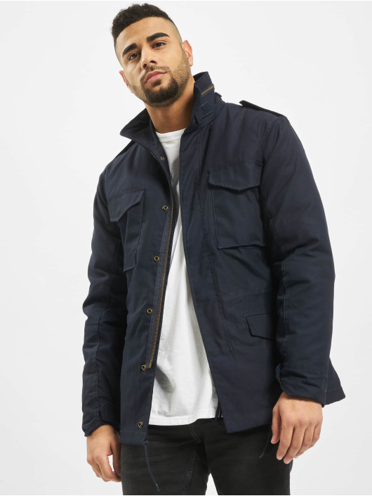 Brandit Зимняя куртка M65 Standard синий