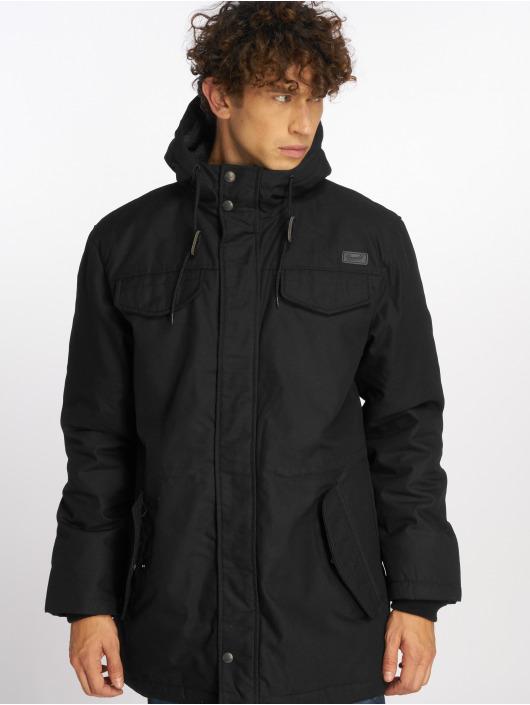 Brandit Зимняя куртка Marsh Lake черный