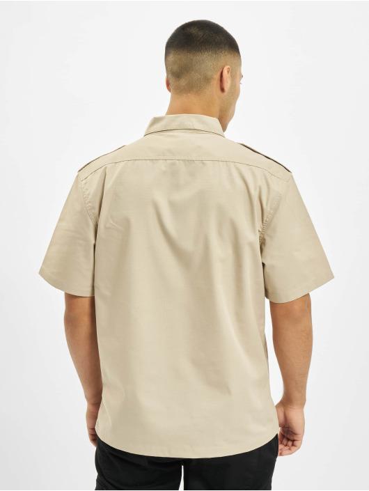 Brandit Рубашка US Ripstop бежевый