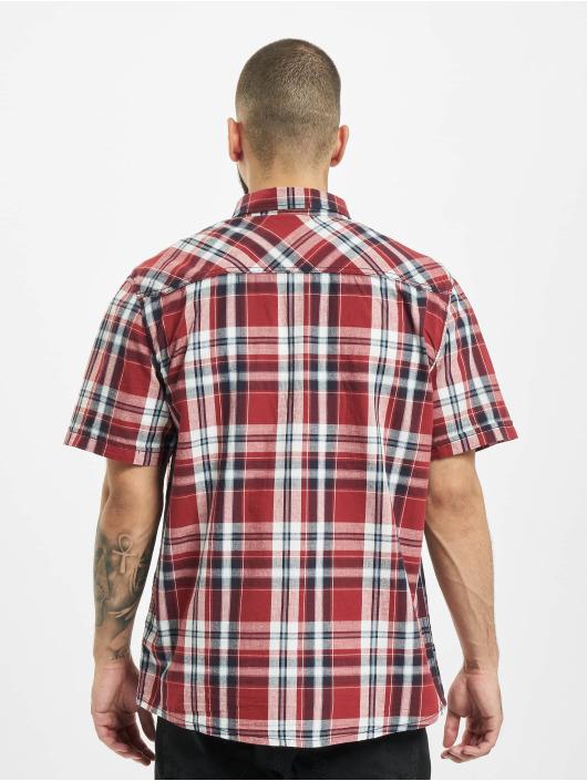 Brandit Рубашка Roadstar красный