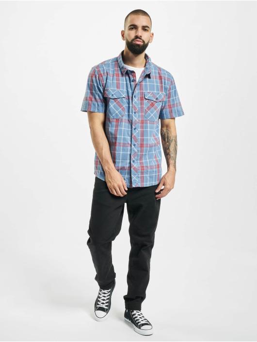 Brandit Рубашка Roadstar синий