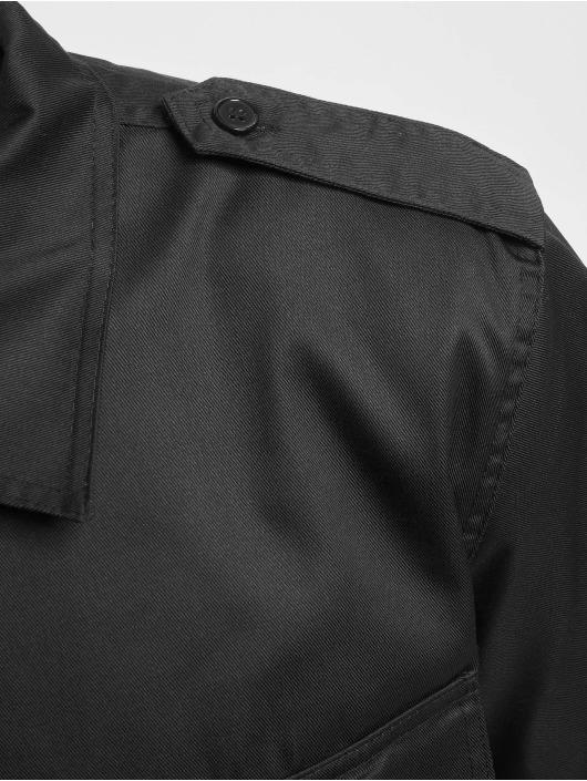 Brandit Рубашка Us 1/2 черный