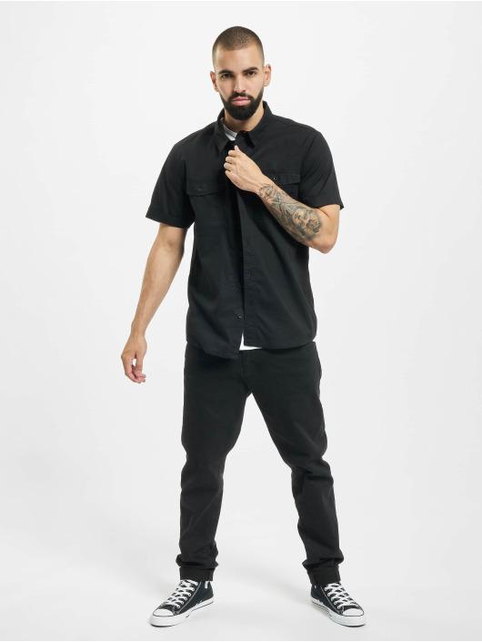 Brandit Рубашка Roadstar черный
