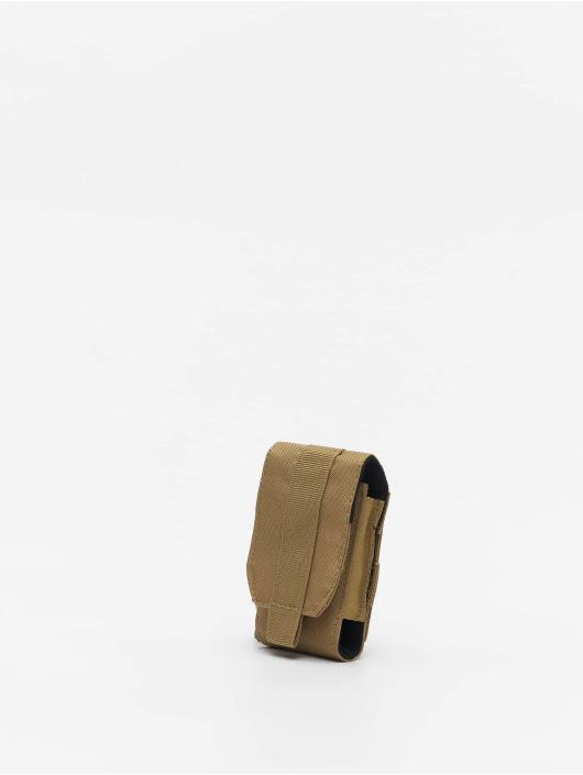 Brandit Сумка Molle Phone Medium коричневый