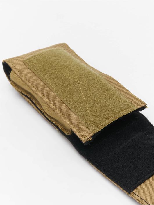Brandit Сумка Molle Phone Large коричневый