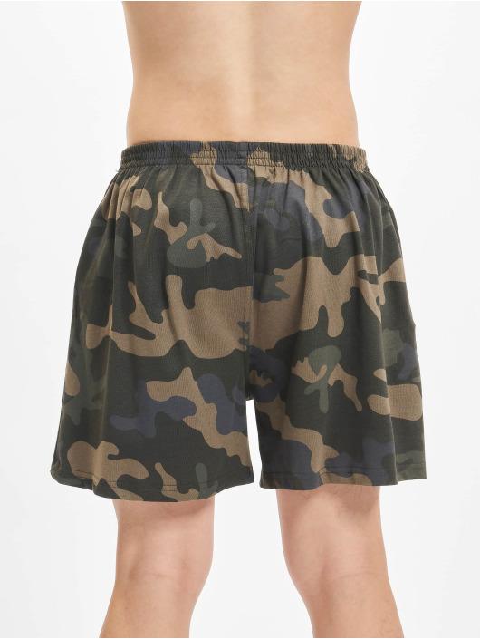 Brandit  Shorts boxeros Boxershort camuflaje